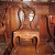 3 db antik szék - Kép1