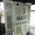 szecessziós tálalószekrény VINTAGE - Kép1