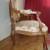 Aranyozott rokokó kanapé - Kép1