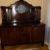 Felújított Neo Barokk ebédlő garnitúra