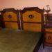 szecessziós hálószoba garnitúra